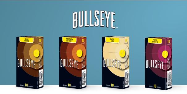 Bullseye Spiral Wrap